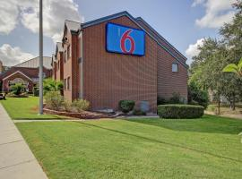 Motel 6 San Antonio Medical Center South