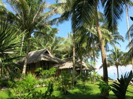 Camiguin Volcan Beach Eco Retreat & Dive Resort