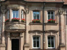 Hotel Rokokohaus, Erlangen