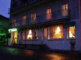 Hotel Restaurant du Tourisme, Latronquière (рядом с городом Terrou)