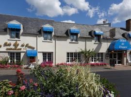 Hôtel de France - Restaurant Les Rois de France, Contres (рядом с городом Oisly)