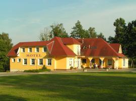 Motel Velký Rybník, Velký Rybník (Želiv yakınında)