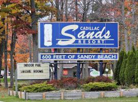Cadillac Sands Resort, Cadillac (Near Caberfae Peaks)