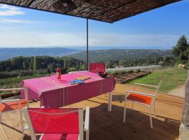 Holiday Home Le Balcon d'Azur 06, Saint-Jeannet