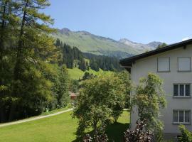 Fewo Frauenschuh, Churwalden (Malix yakınında)