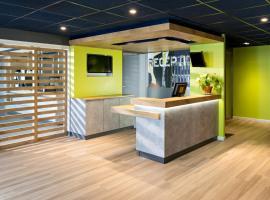 Hotel Ibis Budget Lyon Eurexpo -, Chassieu