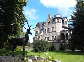 Schlosshotel Stecklenberg