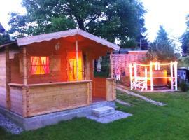 Pilger-Hüttli - Blockhaus