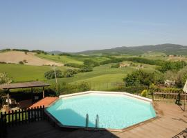 Country House Il Fienile, Casole d'Elsa (Mensano yakınında)