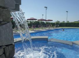 Park Hotel La Pineta, Mulazzo (Gavedo yakınında)