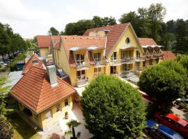 Hotel Triest, Bad Radkersburg (Laafeld yakınında)