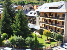 Hotel Saurat, Espot