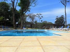 Gran Hotel Tourbillon & Lodge, Puerto Iguazú