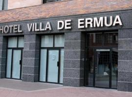 Hotel Villa De Ermua, Ermua (Mallavia yakınında)