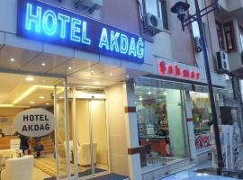 Hotel Akdag, Diyarbakır