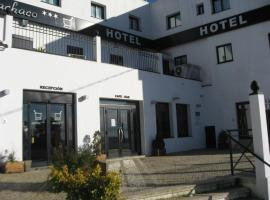 Hotel Machaco, Альбуркерке (рядом с городом Villar del Rey)