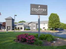 Country Inn Suites By Radisson Frederick Md