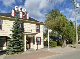 Totem Motel, Lytton