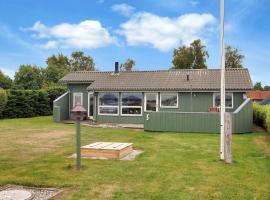 Holiday home Birke F- 394, Storvorde (Skelby yakınında)