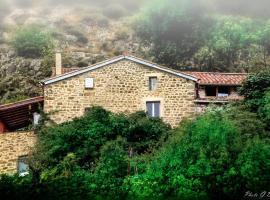 Quinte et Sens, Barnas (рядом с городом Mayres)