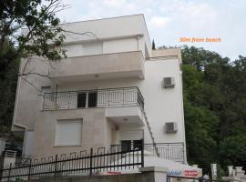 Apartments Villa Simonovic, Petrovac na Moru