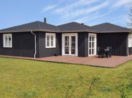Holiday home Rørbækvej A- 3805, Krejbjerg (Hampen yakınında)