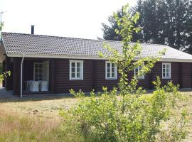 Holiday home Stenbidervej G- 4459, Nordost (Mølholt yakınında)