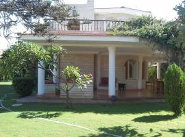 Three-Bedroom Villa at Armed Forces Village, North coast, Sidi Krir