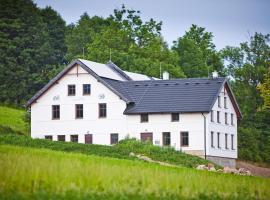 Penzion Na Bělisku, Březiny (Borová yakınında)