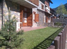 Pirineo Suites Baqueira Aiguestortes, Эстерри-д'Анеу (рядом с городом Guingueta)