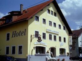 Hotel und Pension Garni zur Post, Durach