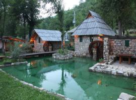 Rafting Camp Tara Center Tri Vodenice, Bastasi (Travnik yakınında)
