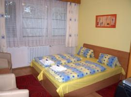 Hotel Komárov