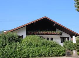 Haus Klumpp, Baiersbronn (Besenfeld yakınında)
