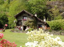 Chalet Le Primule, Baceno (Crodo yakınında)