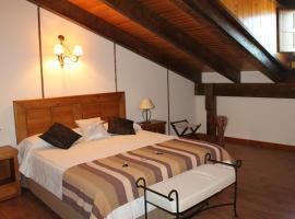 Hotel Rural Restaurante Las Baronas, Santa Cruz de la Salceda