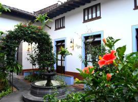 Meson del Alferez Coatepec, Coatepec