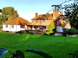 Iffin Farmhouse, Canterbury