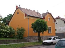 Fenyvesi Vendégház, Balassagyarmat (рядом с городом Nógrádmarcal)