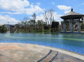 Jinsha Bandao Lakeview Yangsheng Hotel, Dali (Fengyi yakınında)