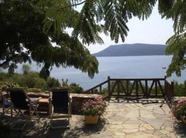 Casa Kalypso, Стени-Вала (рядом с городом Agios Dimitrios)