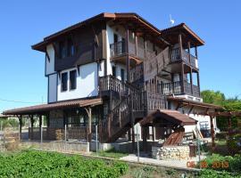 The Doctor's House, Tyulenovo (Kamen Bryag yakınında)