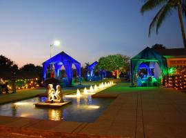 Manas Resort with Petting Zoo, Igatpuri, Igatpuri (рядом с городом Khodāla)