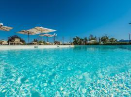 Relais Paradiso Resort & Spa, Gualdo Cattaneo (Berdekatan Grutti)