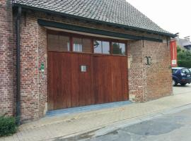 B&B Sint Blasius Hof, Zwalm (Horebeke yakınında)
