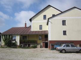 Penzion Mlejn, Kundratice