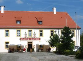 Hotel Kloster-Gasthof Speinshart, Eschenbach in der Oberpfalz (Pressath yakınında)