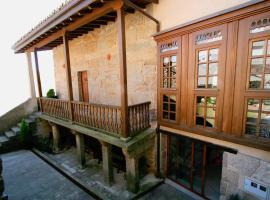 Casa Mañoso, Cea (O Irixo yakınında)
