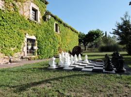 Chilliman & Mas Miró Biofarm, Catllar (рядом с городом Renau)
