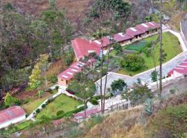 Hosteria Rincón de Isabel, Alausí (Bucay yakınında)